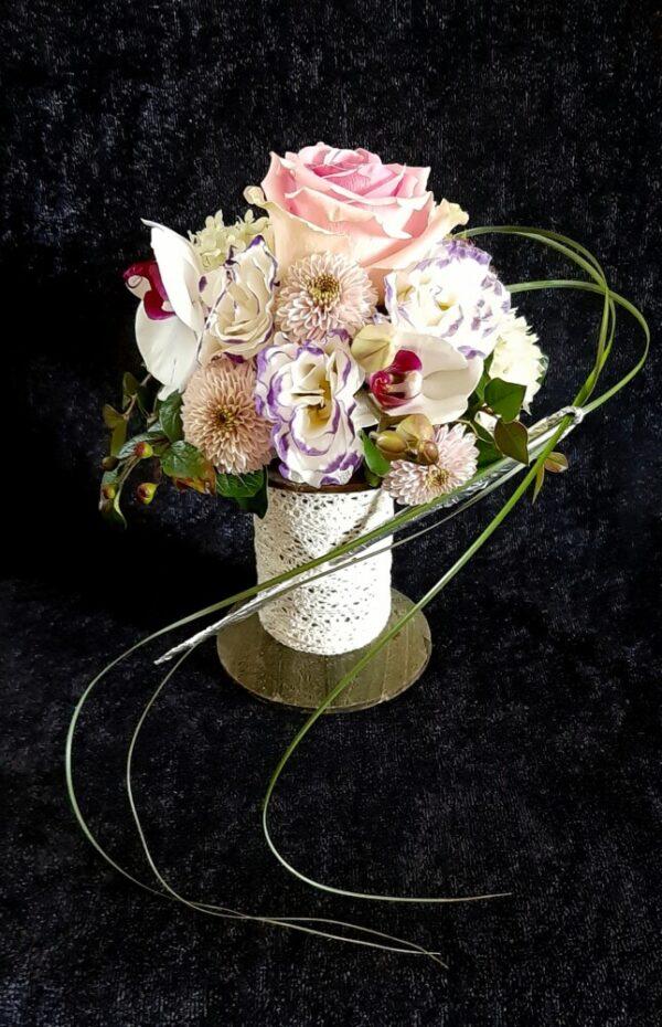 цветы букет катушка