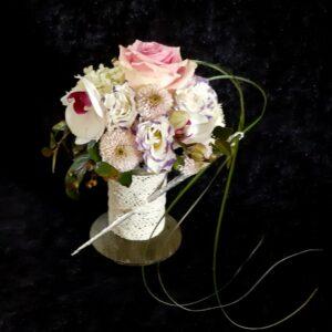 букет цветы катушка