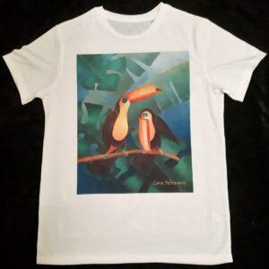 футболка, футболка унисекс, футболка с принтом
