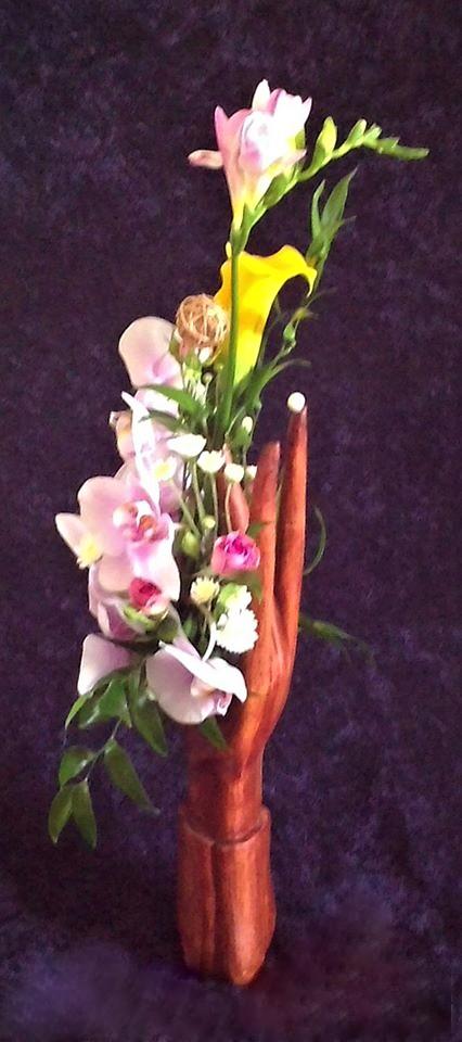 цветы, букет, букет в руках