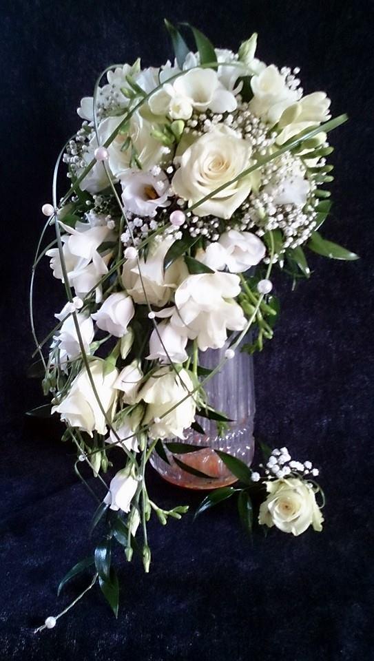 букет, цветы, букет невесты, свадебный букет